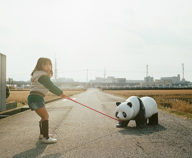 A Japanese Dads Imaginative Conceptual Portraits of His 4 Year Old Daughter daughter8