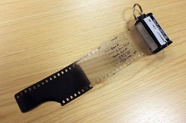 DIY: Film Canister Bag Address Tags filmtags2