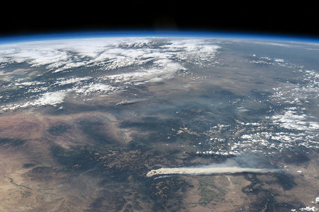 This Awe Inspiring Time Lapse Captures the Power of the 2013 Colorado Wildfires fromspace