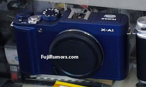 Photo of Fujis Soon to be Released Entry Level X A1 Leaks Online fujixa1 2