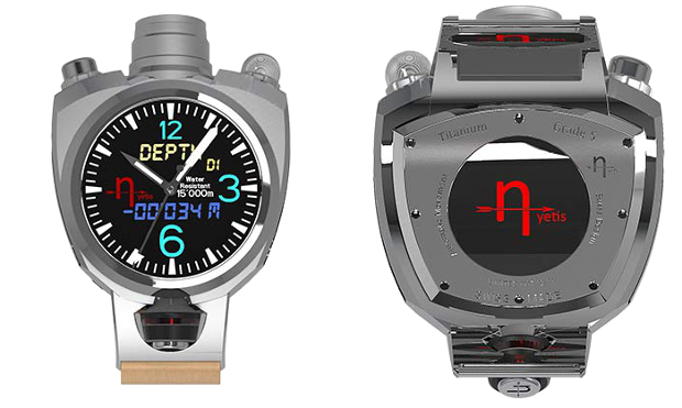 Hyetis Crossbow: A New Smartwatch that Packs a 41MP Camera hyatis4