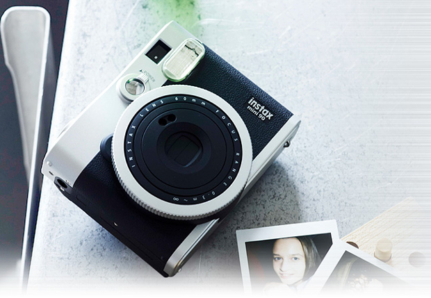 Fujifilm Brings Retro Styling to the Instant Camera World with the New Instax Mini 90 instaxmini90 2