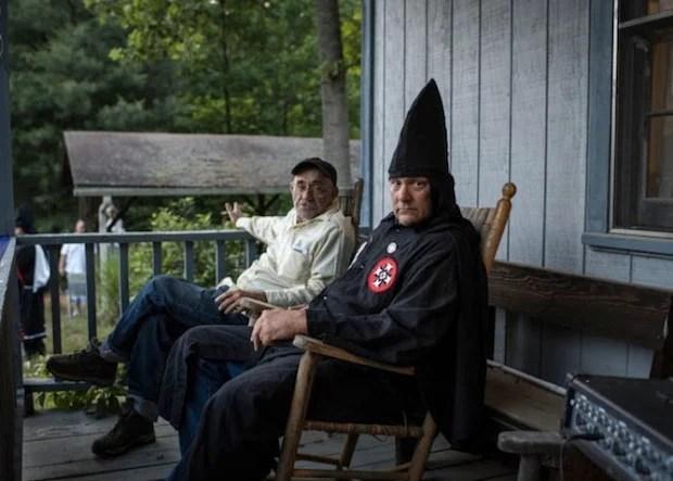 A Candid Look Inside the Secretive World of the Ku Klux Klan
