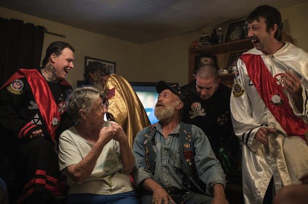 A Candid Look Inside the Secretive World of the Ku Klux Klan kkk11