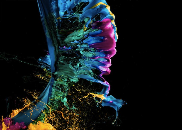 Liquid Jewels: Photos of Paint Covered Balloons Milliseconds After They Pop liquidjewels2