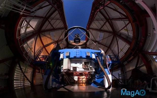 New Telescope Cam Takes Highest Ever Resolution Photos of the Night Sky magao1