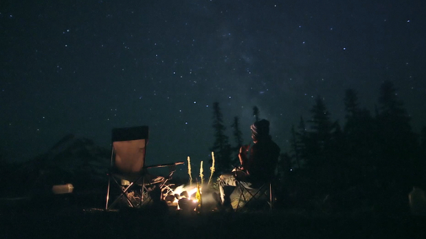 Using Long Exposure Photos for a Real Time Video of the Milky Way milkywayvideo1