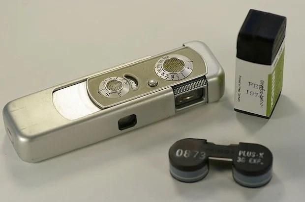Minox Riga: A Subminiature Spy Camera from the 1930s minox2