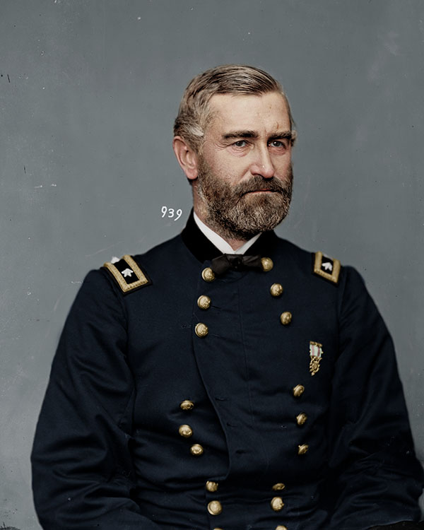 Colorizing Photoshoppers Put a New Spin on Old Historical Photos mott