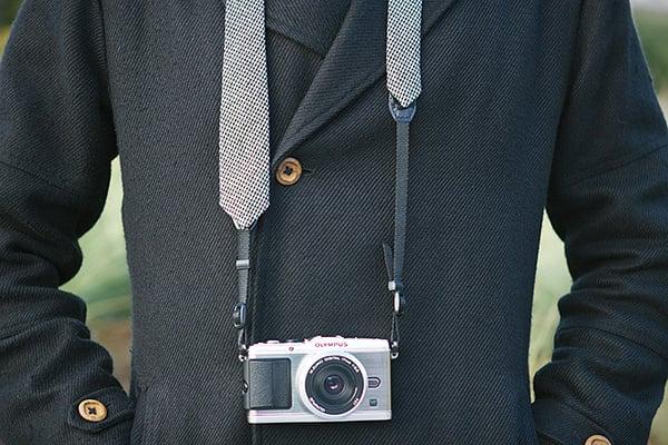 13 Photography Gadgets We Didn't Need necktie strap xl