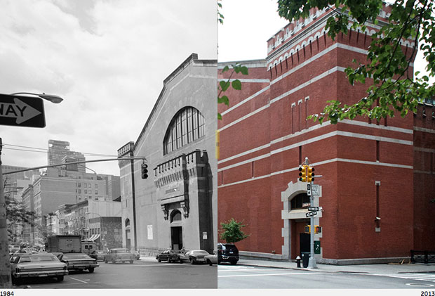 Then and Now Photos of New York City  nycbeforeafter 15