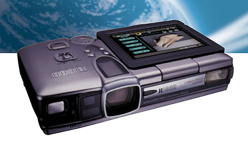 10 Quirky Camera Designs from Digital Photographys Past ricoh2