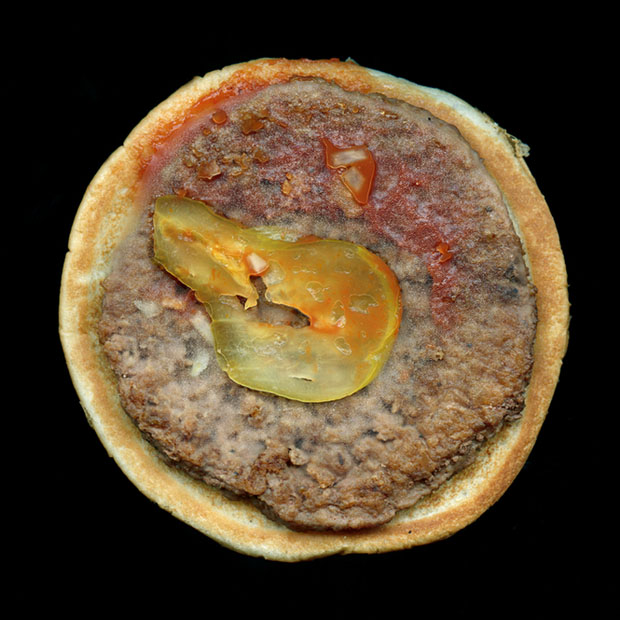 Pictures of Fast Food, Captured Using a Flatbed Scanner scannedfastfoods 15