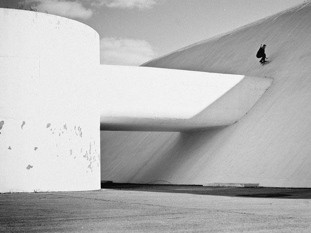 Amazing Skateboarding Self Portraits by Fabiano Rodrigues skateboard selfportraits 14