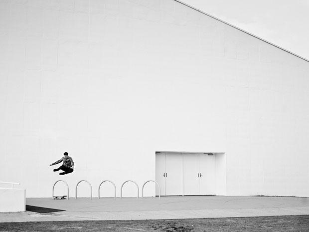 Amazing Skateboarding Self Portraits by Fabiano Rodrigues skateboard selfportraits 16