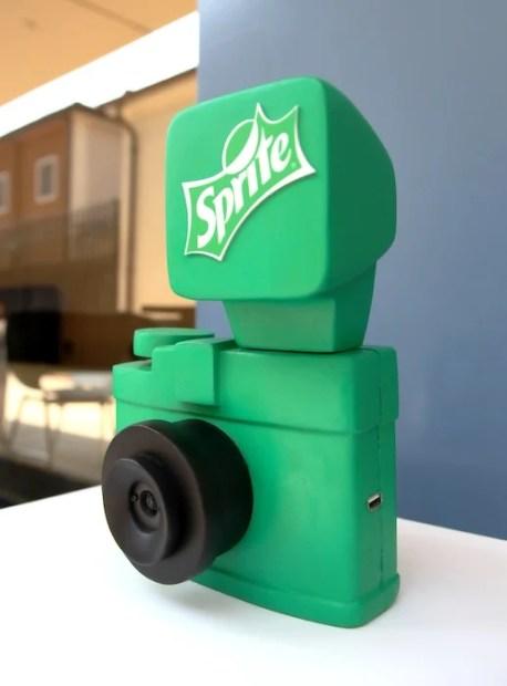 Sprites Raspberry Pi Camera: Marketing Stunt Meets DIY Photography spritecam1