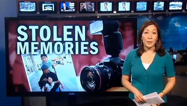 Photographers Stolen DSLR Contained Familys Only Shots of Funeral stolen
