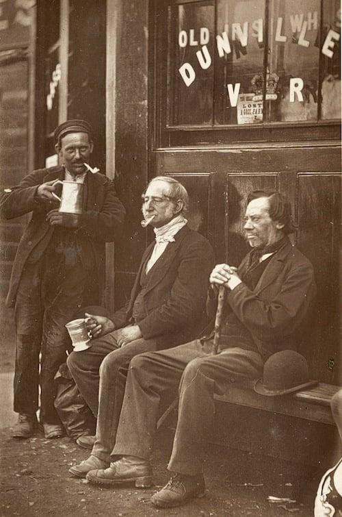 19th Century London Street Photography by John Thomson streetlife7