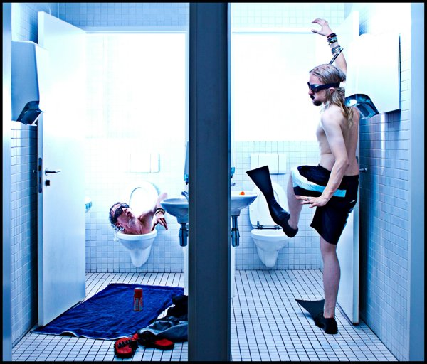 Toilet Diaries Turns Joint Bathrooms Into a Never Ending Source of Photo Humor toiletdiaries13