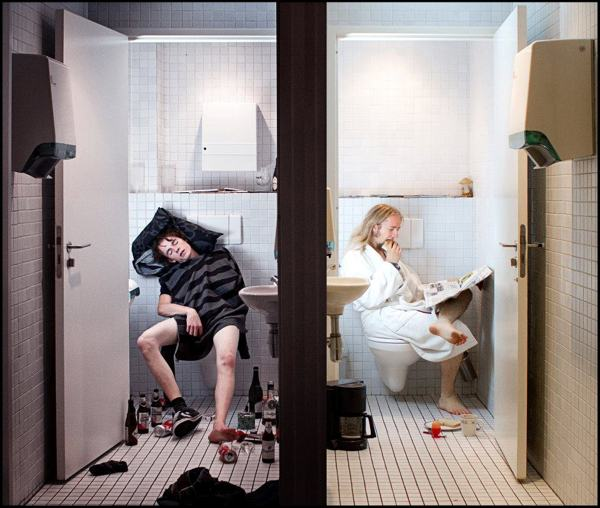Toilet Diaries Turns Joint Bathrooms Into a Never Ending Source of Photo Humor toiletdiaries4
