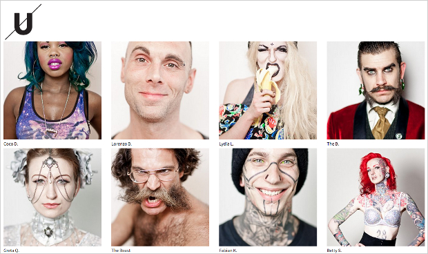 We Are Unlike You is a Modeling Agency that Looks for Characters, Not Models unlikeyouheader3