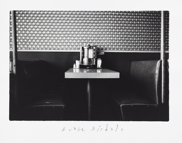Empty New York, c. 1964, Vintage gelatin silver print, 4 3/4 x 7 inches (image); 8 x 10 inches (paper)