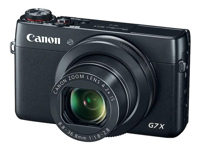 Canon G7 X - Definitivt et spennende kompaktkamera