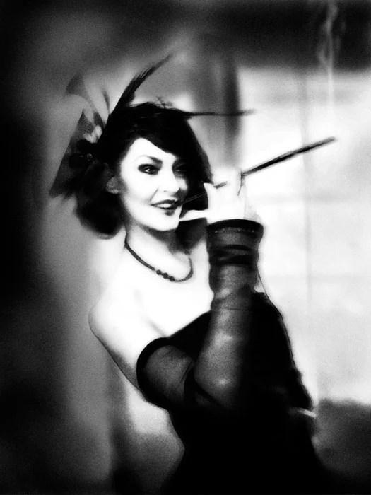 Rosetta Lopardo, Actress in the style of Lillian Bassman