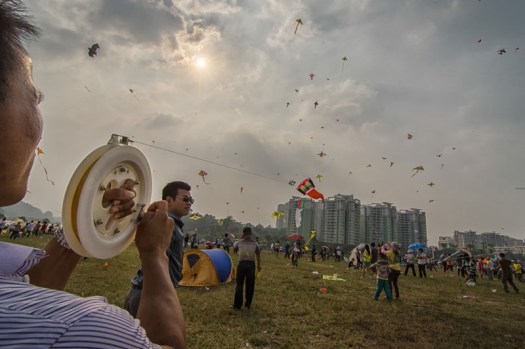 Annual Kite Festival – Yangjiang, China