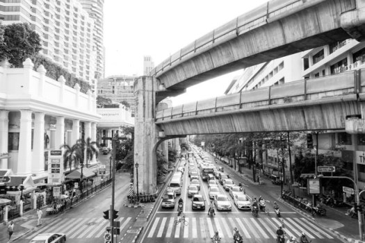 Another image I personally really like. It reminds me of the absolute chaos that are the streets of Bangkok.