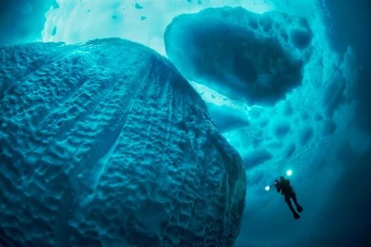 """""""Icebreaker."""" Tobias Friedrich/UPY 2016"""