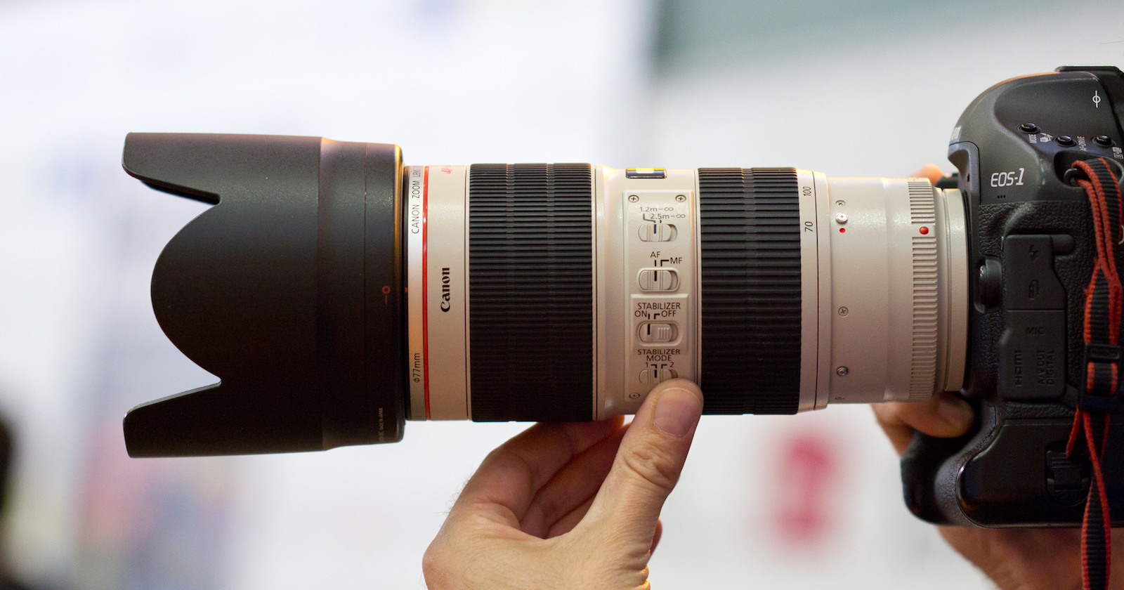 Lens Rentals That Zoom Lens Is Not As Good As A Prime