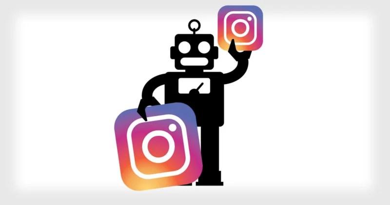 """Résultat de recherche d'images pour """"robot instagram"""""""