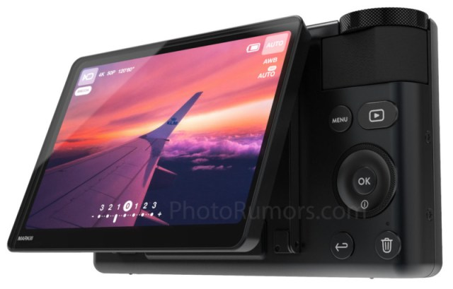 Canon G7x Mark Iii With 4k Video Photos Leaked
