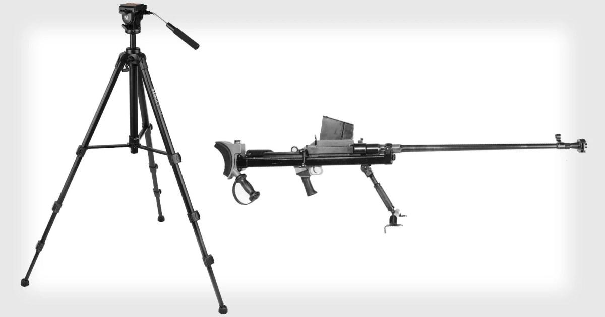 Deputy Who Shot Photog 'Reasonably' Thought Tripod Was Gun: Lawyers