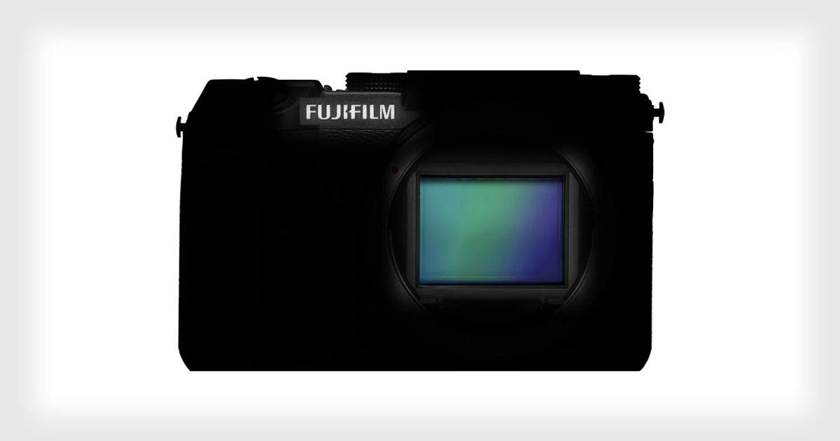 Fujifilm GFX 50R Leaks: The Cheapest Digital Medium Format Ever?