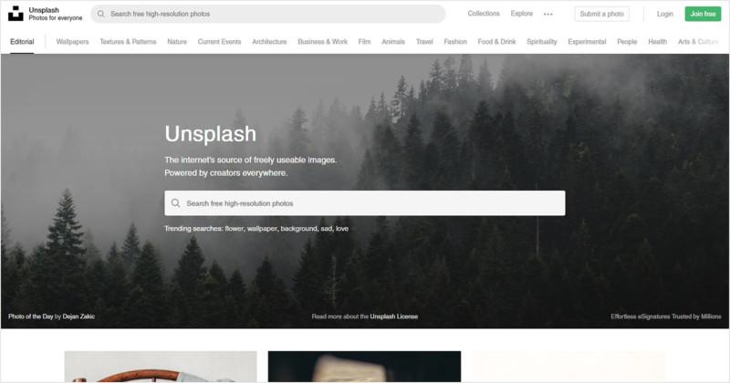 Why Unsplash's 1-Million-Photo Milestone Is No Big Deal