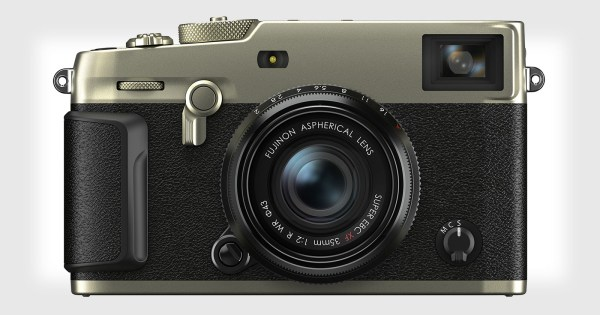 Fujifilm Unveils the X-Pro3 with Plasma Hardening and Hidden Screen