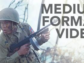 La ripresa di video in medio formato ha senso?
