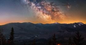Come fotografare la stagione centrale della Via Lattea