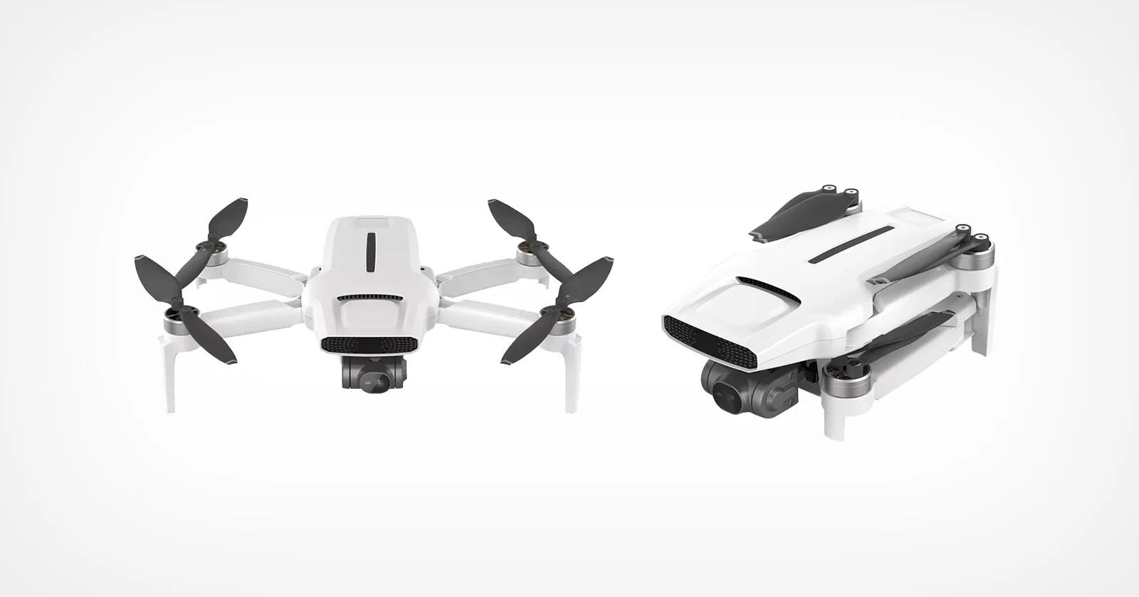 FIMI lancia l'X8 Mini Drone, compete direttamente con il DJI Mini 2