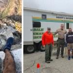 Escursionista salvato da un uomo su Twitter lo ha individuato da una foto dei suoi piedi