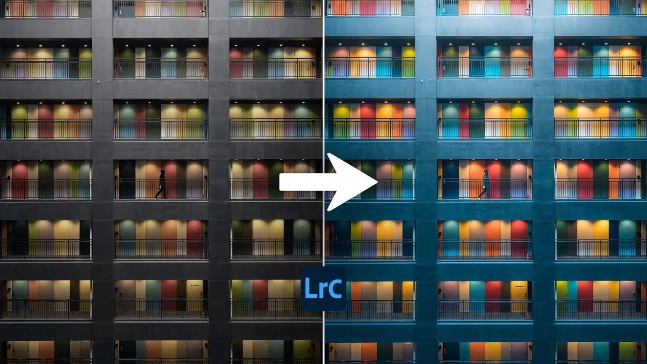 Come funziona effettivamente lo strumento di calibrazione in Adobe Lightroom