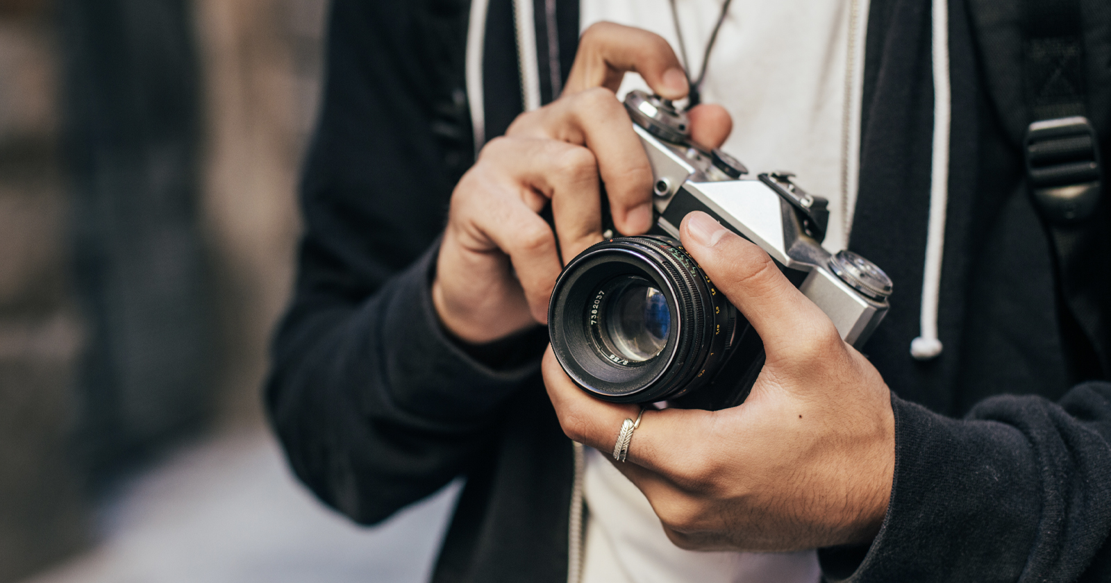 L'impermanenza della vita realizza l'importanza della fotografia