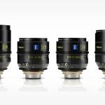 """Zeiss aggiunge quattro lunghezze focali alla linea di lenti """"Supreme Prime Radiance"""""""