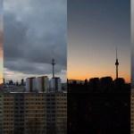 Berlino in quarantena: una vista dalla finestra