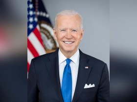 Il ritratto ufficiale del presidente Biden è stato girato con una Sony a9 II