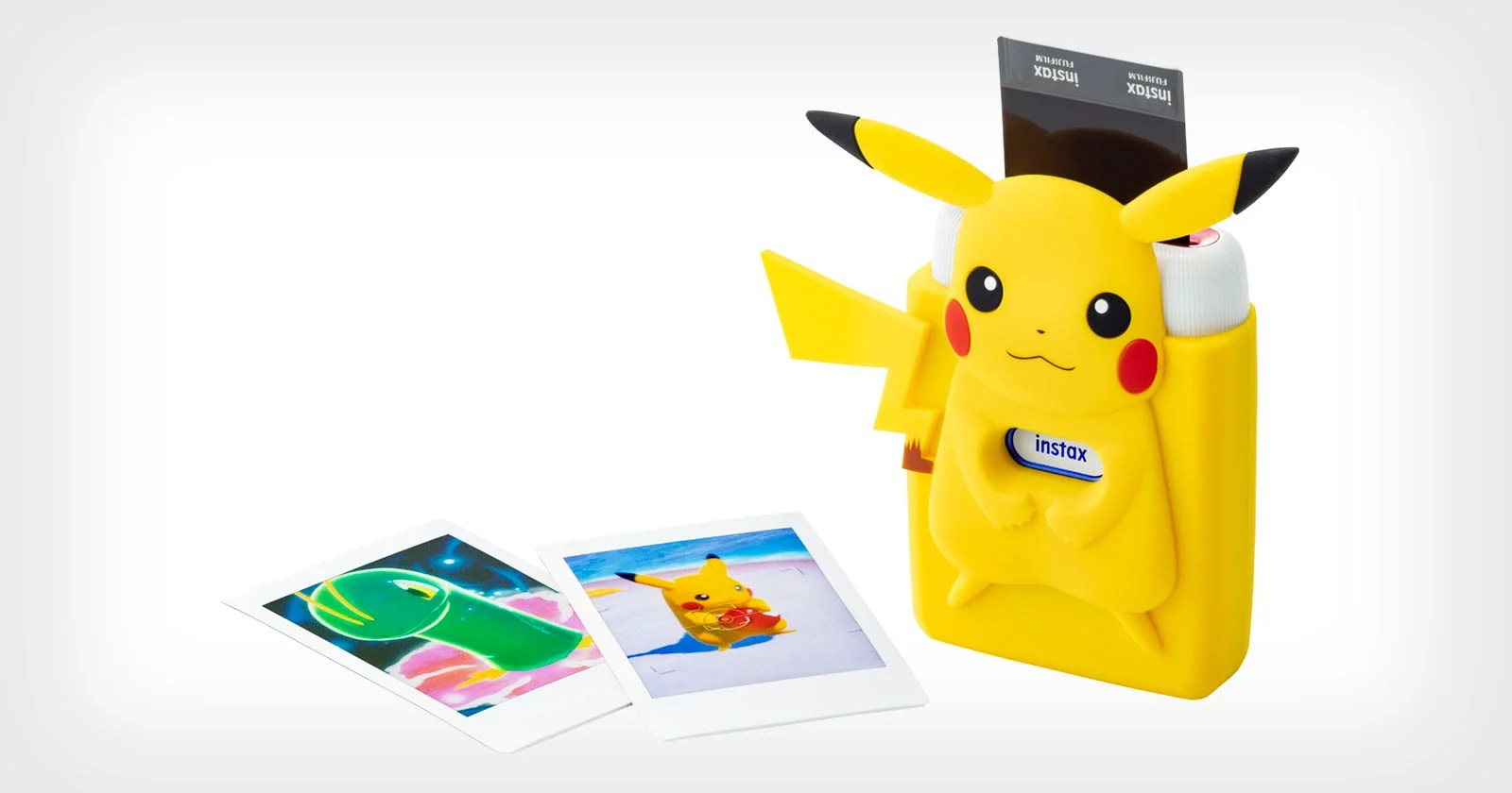 Fujifilm e Nintendo hanno realizzato una stampante fotografica istantanea per Switch Gamers