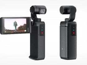 Moza lancia la fotocamera 4K tascabile, sfida DJI Pocket 2
