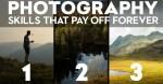 3 competenze che ogni fotografo dovrebbe imparare